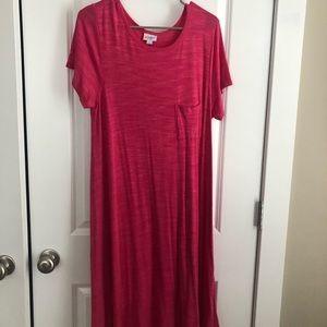 Lularoe L Carly Dress